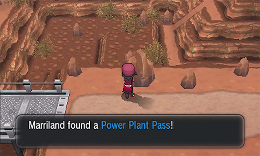 Team Flare Grunt Pass Near The Team Flare Grunt