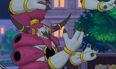 Hoopa Unbound Revealed for Omega Ruby & Alpha Sapphire - News ...