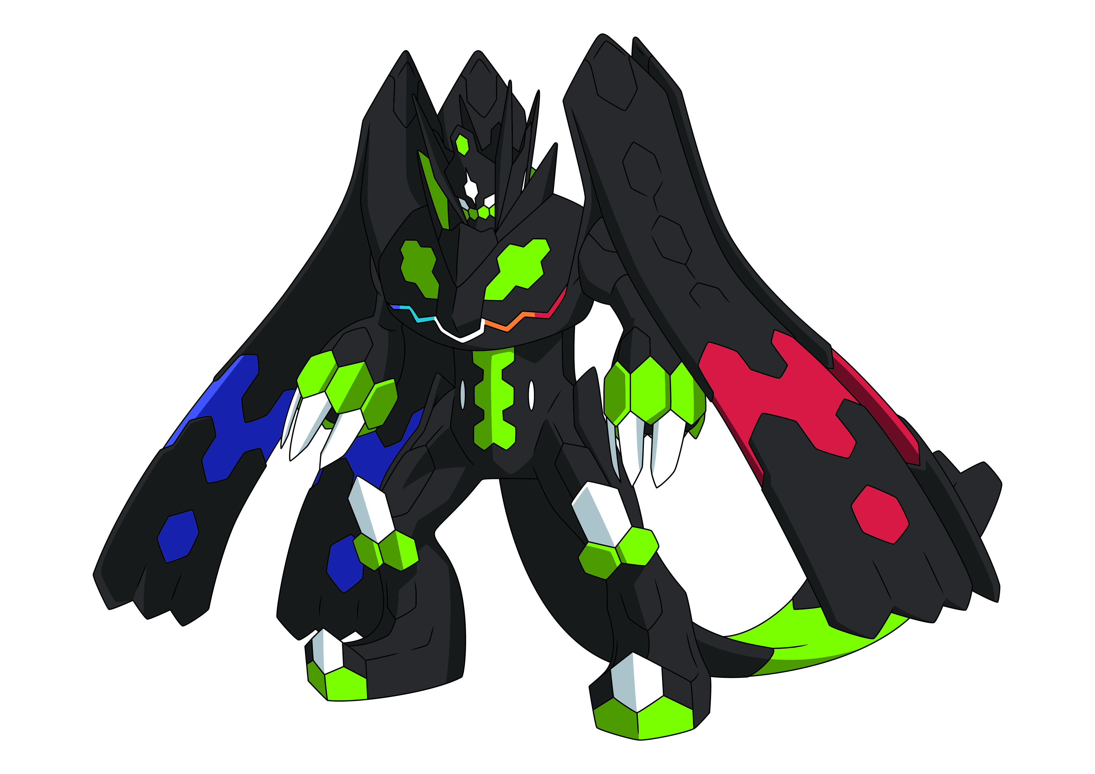 New zygarde formes ash greninja and pok mon xy z anime for Boden pokemon