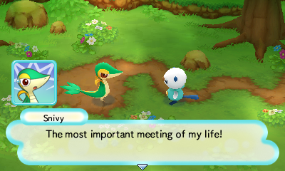 how to make a new game on pokemon mystery dungeon