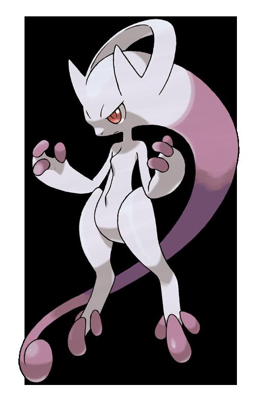 Mega Mewtwo Y - New Pokémon - Pokémon X & Y - Azurilland
