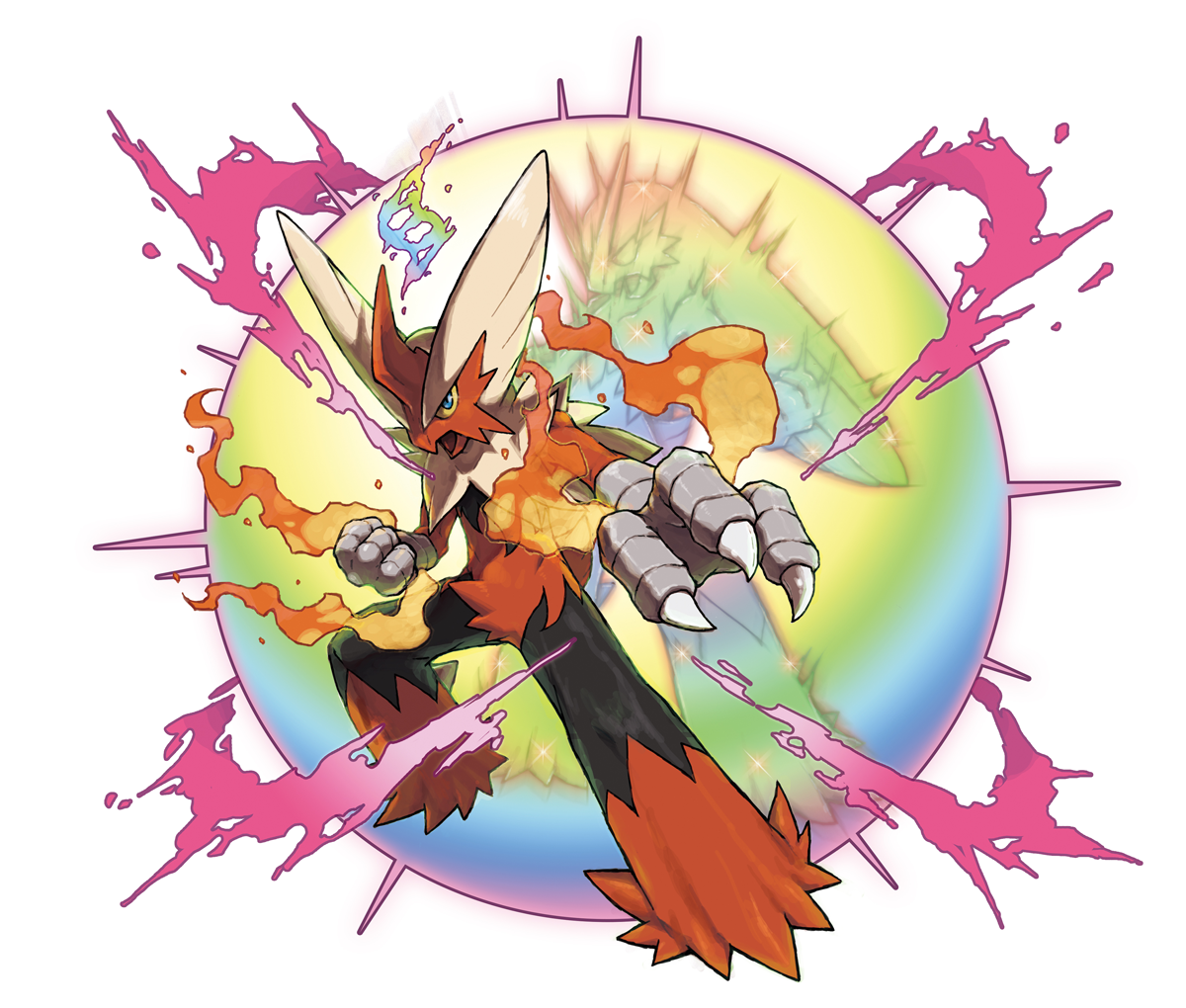 Mega blaziken mega evolution pok mon x y azurilland - Pokemon mega evolution y ...