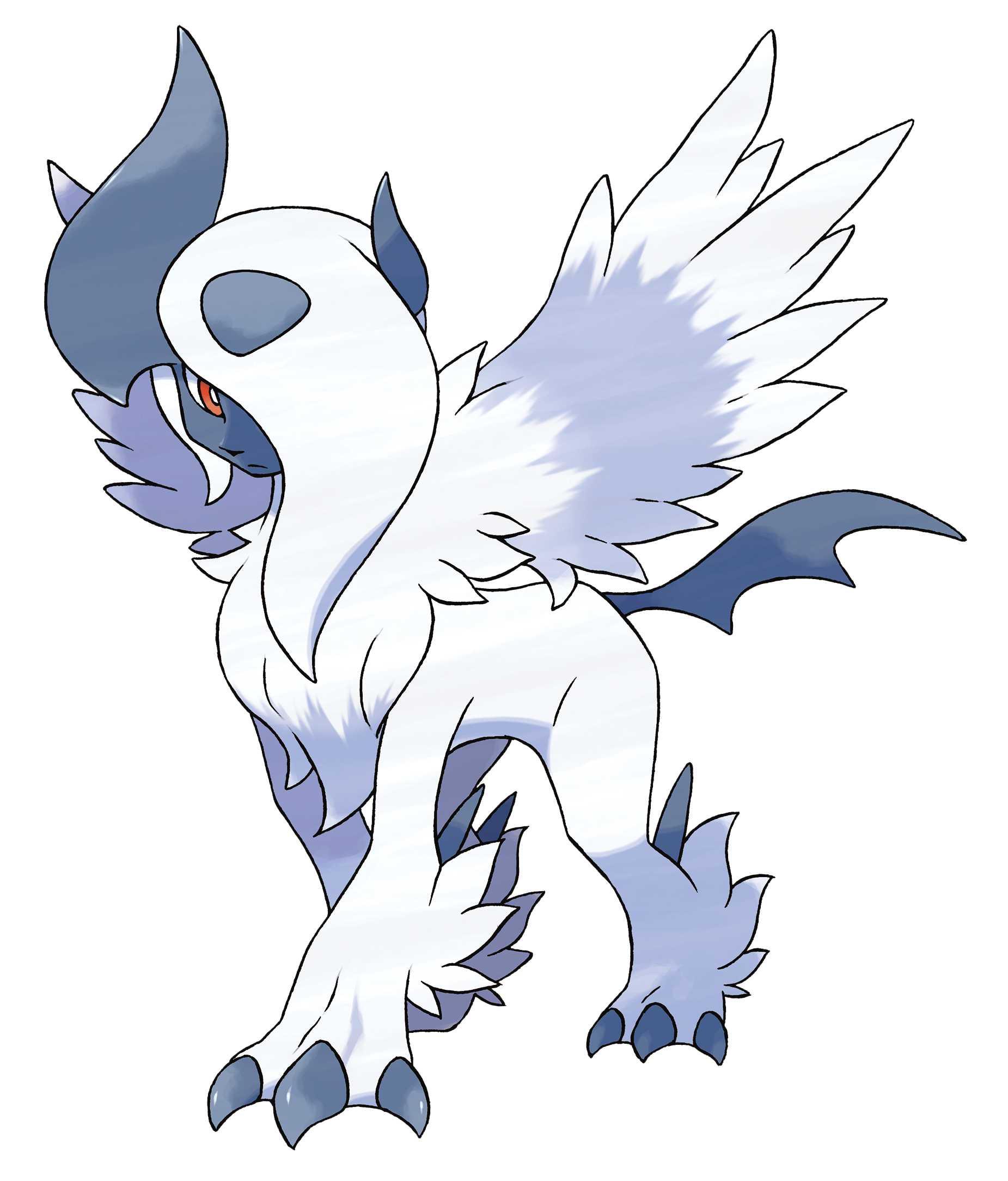 Mega absol mega evolution pok mon x y azurilland - Pokemon mega evolution y ...