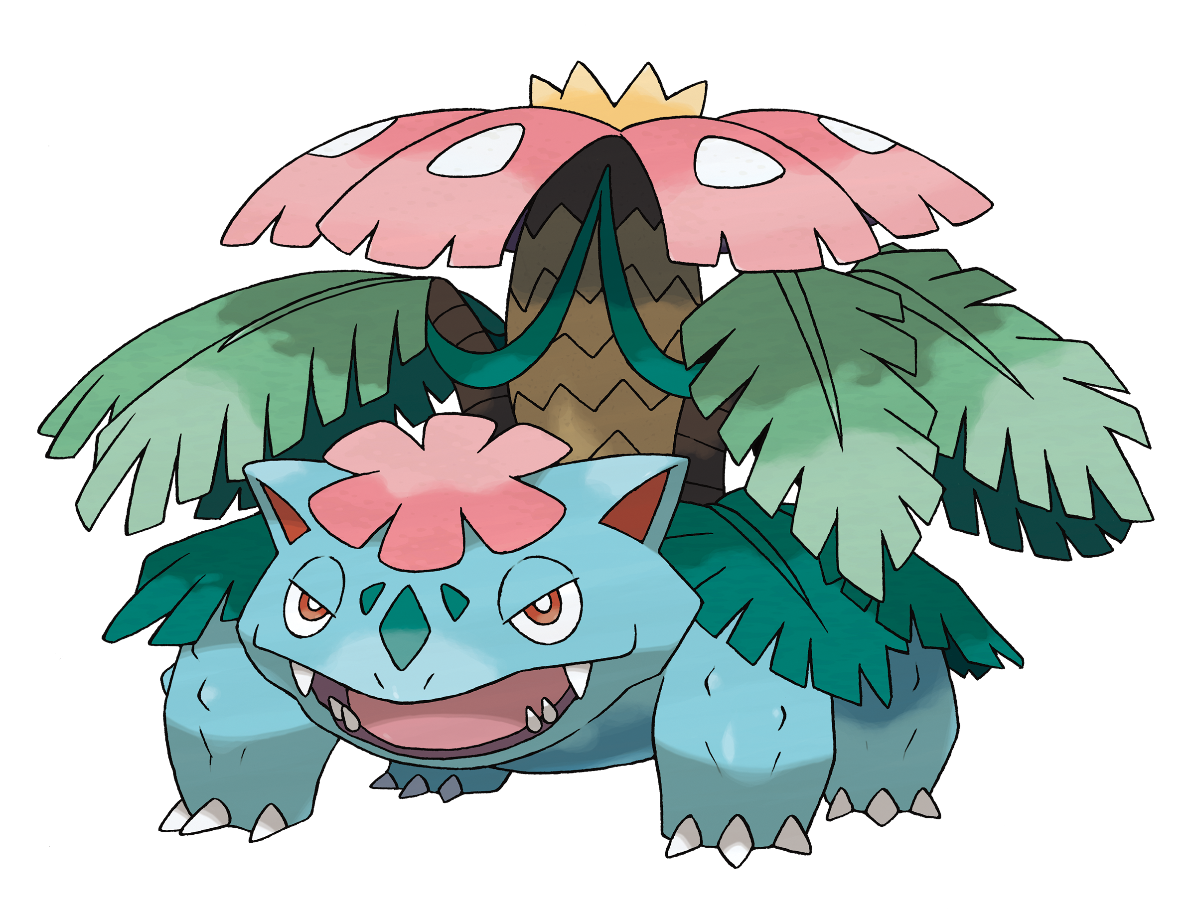 Mega venusaur mega evolution pok mon x y azurilland - Pokemon mega evolution y ...