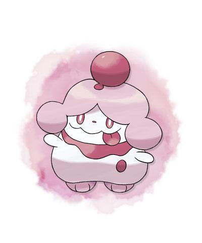 Slurpuff - New Pokémon - Pokémon X & Y - Azurilland