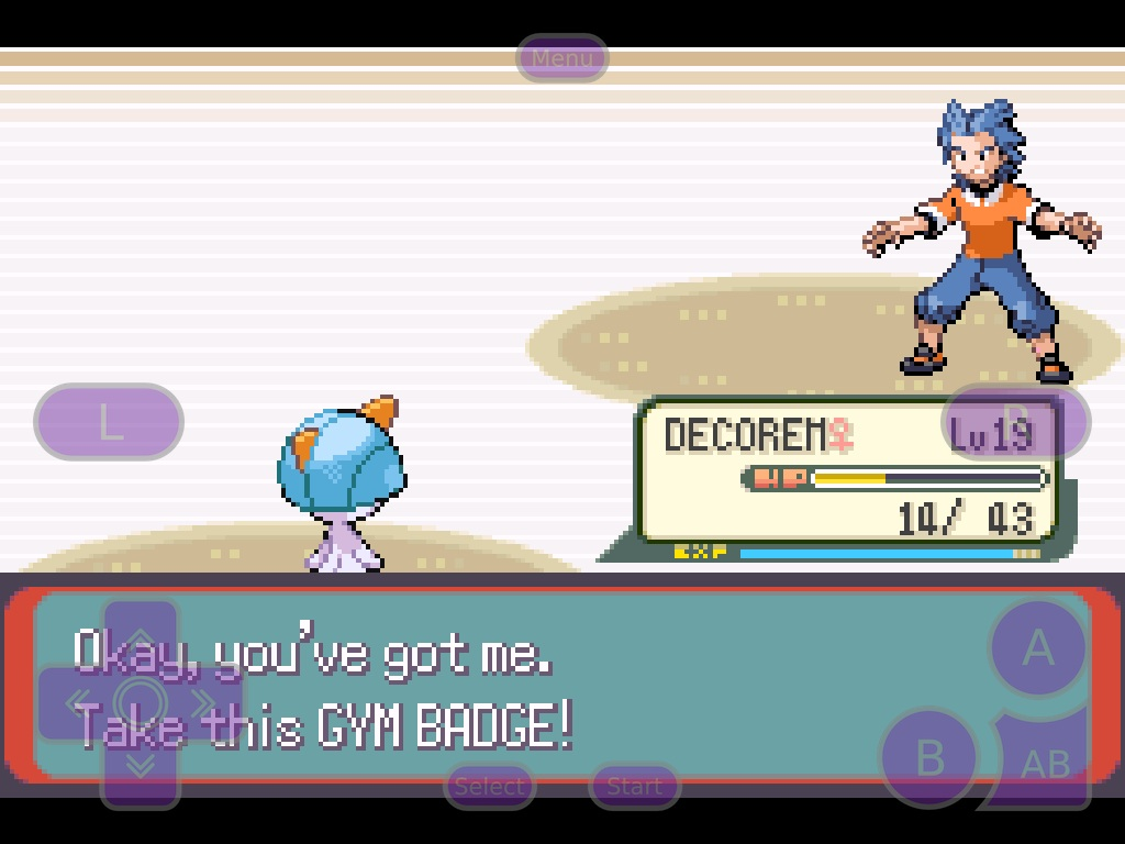 how to find item in cerulean gym