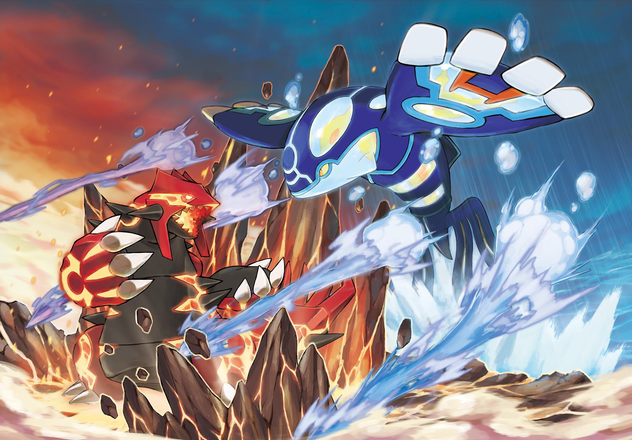 Pokémon Omega Ruby and Pokémon Alpha Sapphire