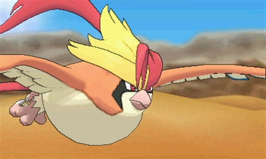 Mega Pidgeot New Mega Evolutions Pokémon Omega Ruby Alpha