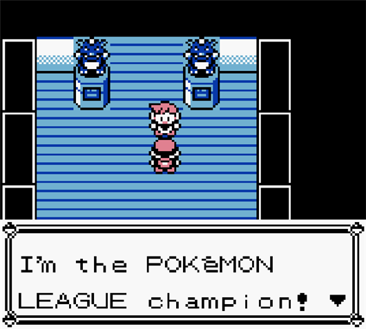 Elite Four: Champion - Pokémon League - Walkthrough ...