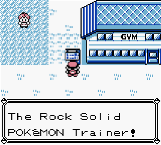 how to get to pewter city in pokemon yellow