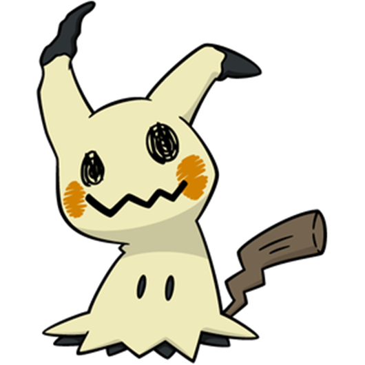 Psych The Movie >> Mimikyu - New Pokémon - Generation VII - Azurilland