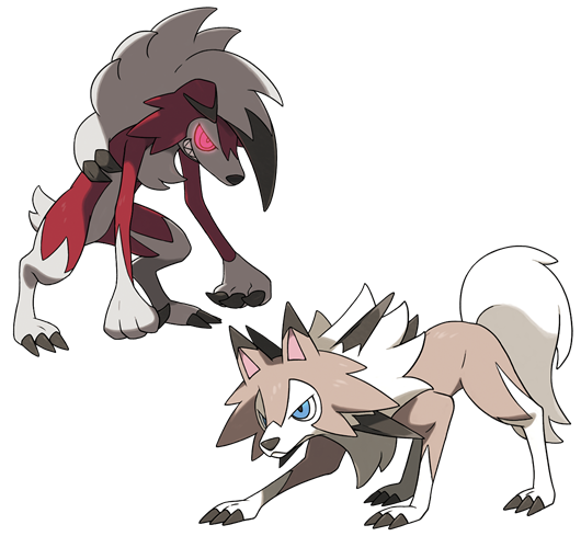 Rockruff - New Pokémon - Pokémon Sun & Moon - Azurilland