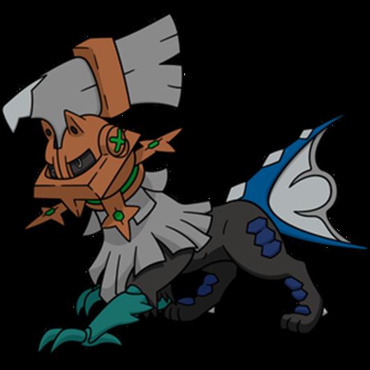 Thunder Dragon Type Pokemon Coloring Page
