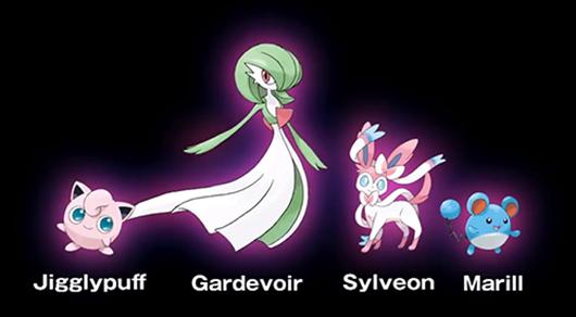 Pokémon X & Y: October 12th, Fairy-type confirmed! - News ...