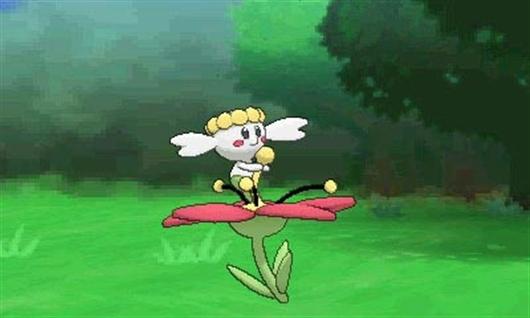 Flabébé - New Pokémon - Pokémon X & Y - Azurilland