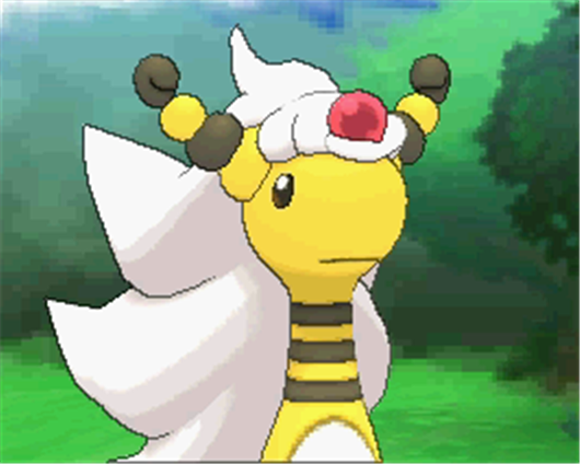 Mega Ampharos - Mega Evolution - Pokémon X & Y - Azurilland