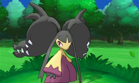 Mega mawile mega evolution pok mon x y azurilland - Pokemon xy mega pokemon ...