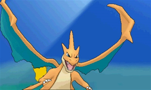 Mega charizard y mega evolution pok mon x y azurilland - X evolution pokemon ...