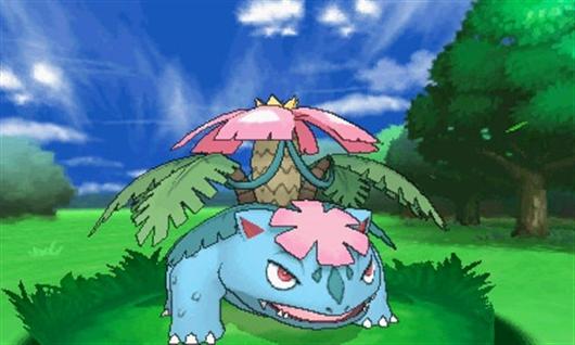 Mega Venusaur - Mega Evolution - Pokémon X & Y - Azurilland
