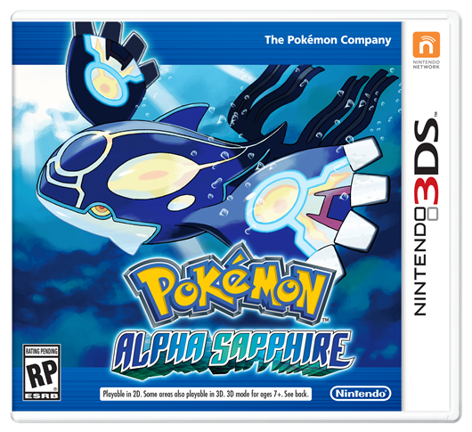 Pokemon Alpha Sapphire