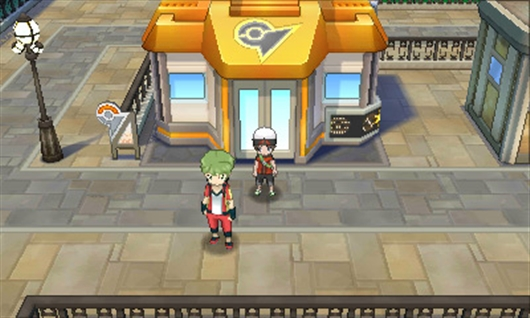 New Gameplay Footage for Omega Ruby & Alpha Sapphire ...
