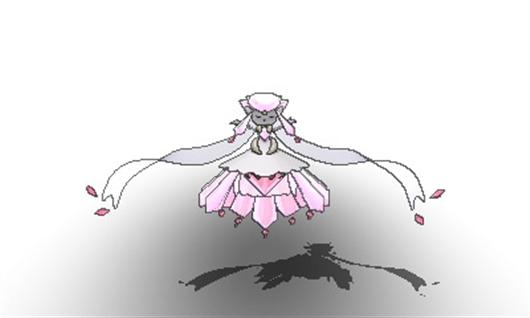 Mega Diancie - New Mega Evolutions - Pokémon Omega Ruby ...