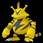 Pokemon review bw2 elekid electabuzz electivire - Pokemon elektek ...