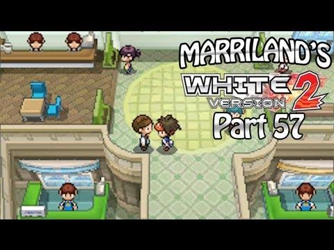 Pokemon White 2, Part 57: Shopping Mall Nine
