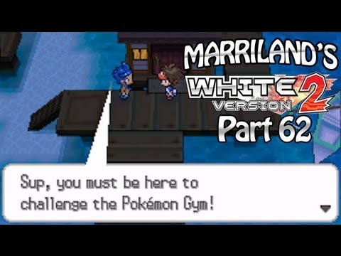 Pokemon White 2, Part 62: Humilau City