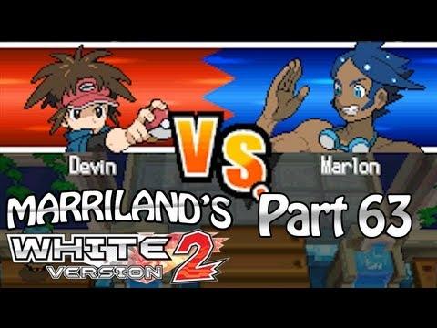 Pokemon White 2, Part 63: Marlon & the Humilau Gym