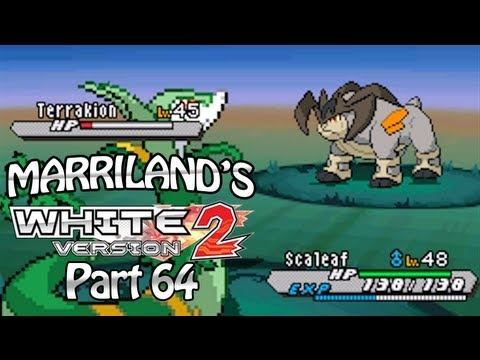Pokemon White 2, Part 64: Route 22