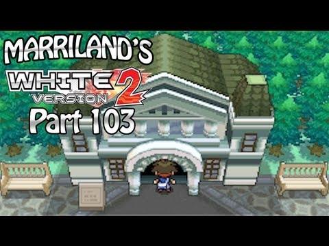 Pokemon White 2, Part 103: Nacrene City