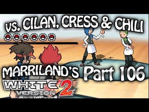 Pokemon White 2, Part 106: Striaton City
