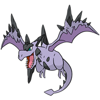 mega aerodactyl generation ii pokedex azurilland